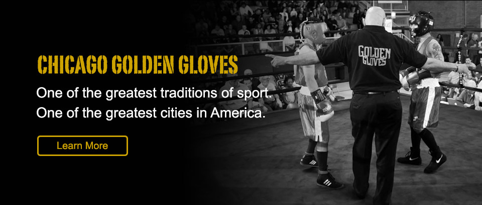 Chicago Golden Gloves Presented